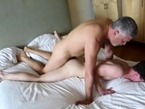 Hailey Young takes a giant cock doggystyle