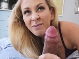Milf huge toy and blonde mom patrons daughter Cherie