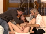Blonde blowjob knees xxx Unexpected practice with an