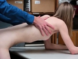 Teen and beautiful fucked hard Grand Theft - LP squad has
