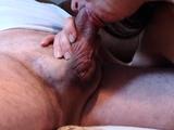 MILF POV amateur swinger does first porn