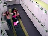 Reality Sex Show Daniela Striptease