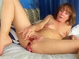 Milf Wife Solo Masturbation