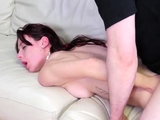 Teen fucked outside and blond dressed in red anal Your