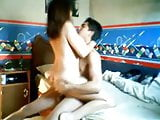 Lovely wife sex hard fuck indian