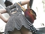 Turkish Upskirt Try - 3