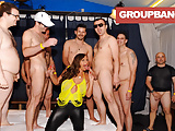 Loud and Sexy Susi Gets Group Banged