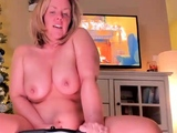 Skinny milf antonie first time solo masturbation