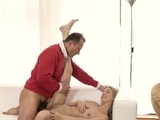 Teen old threesome and russian anal hardcore blonde