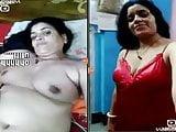 Sexy Bengali boudi bhabhi record her nude selfie part 2