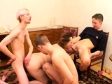 Naughty Hardcore Sex mov presented by Group Sex Frenzy