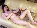 VERY HOT BABE DANI PLAYING WITH SEXTOY AND COCK