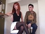 One of our best castings! Jordi and an girl addicted to anal