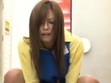 Non-professional japanese adorable gal adores sex