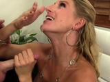 Milf Boss Fucked in the Office