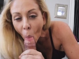Mature mom squirt first time Sure enough, Cherie met her