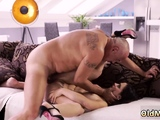 Old ass lick Rough sex for spectacular latina babe