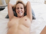 Euro milf dp blonde Cherie Deville in Impregnated By My