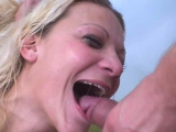 Marvelous russian chick Gail cannot wait to cum