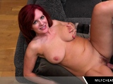 Deep Creampie For Hot Busty Milf Slut