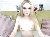 Amatuer Cute Candy Pettite Blonde Teen WebCam Show #2 -DM