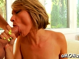 Salacious mature Holly Bryn adores sex a lot