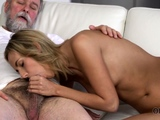 OLD4K. Jenny Smart is happy to live with her caring