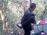 Mature Asian Prostitrute Bareback Outdoors