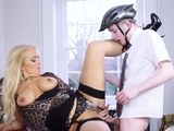 Homemade milf anal fucking and step mom toys Having Her