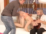 Old milf hairy fuck Unexpected practice with an older