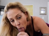 I love my mom hd first time Cherie Deville in Impregnated