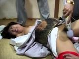 Busty fetish asian pov