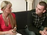 Hot Milf fucking with Young Boy