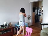 Asian Wife Walk 2