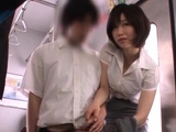 Shameless asian Nanako Mori gets beaver licked
