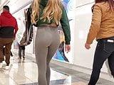 Sexy Blonde Teen With A PLUMP Ass