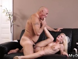 Hot young daddy Horny ash-blonde wants to attempt someone