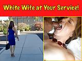Housewife Jackie pimped to Blacks