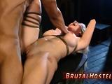 Teen strip tease Big-breasted platinum-blonde hottie