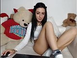 Hot British Webcam Girl
