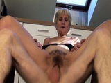 hairy bush old mom fucked by stepson