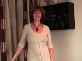 Classy milf Red shares her depraved routine with you