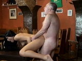 Old man sucking young pussy Can you trust your gf leaving