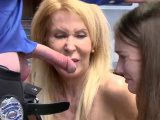 Hot blonde fucked in office xxx Suspects grandmother was