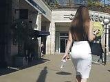 Hot Office girl candid ass