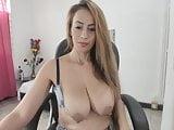 Latina milky nipples