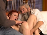 Old mature big ass Unexpected experience with an older