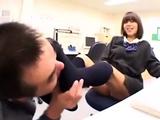 Mistress Polly Femdom Boss Foot Fetish Slave Training