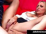 Hot For Teacher! Professor Pussy Julia Ann Fucks Her Pupil!