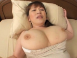 Hot mature idol Nami Horikawa with big tits enjoys rear fuck